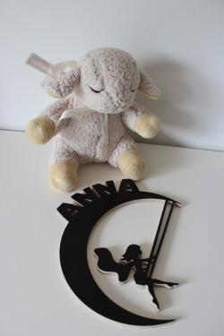 Fairytaile Türschild mit Wunschname