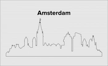 Skyline Amsterdam Layout 1