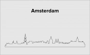 Skyline Amsterdam Layout 3