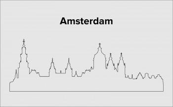 Skyline Amsterdam Layout 5