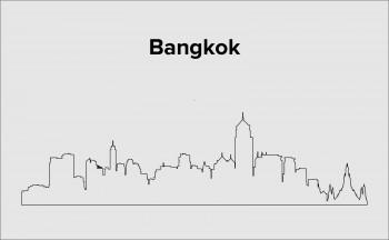 Skyline Bangkok Layout 2