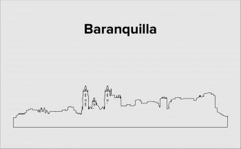 Skyline Baranquilla