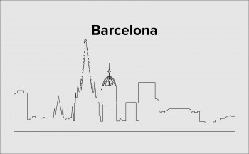 Skyline Barcelona Layout 1