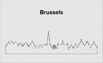Skyline Brüssel Layout 1