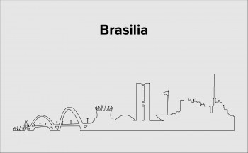 Skyline Brasilia