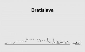 Skyline Bratislava