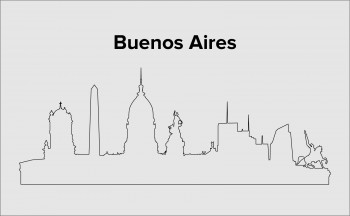 Skyline Buenos Aires Layout 2
