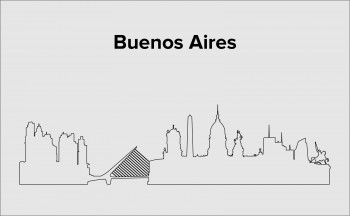 Skyline Buenos Aires Layout 3