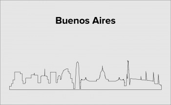 Skyline Buenos Aires Layout 4