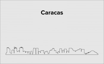 Skyline Caracas Layout 2