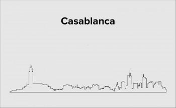 Skyline Casablanca