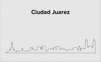 Skyline Ciudad Juarez