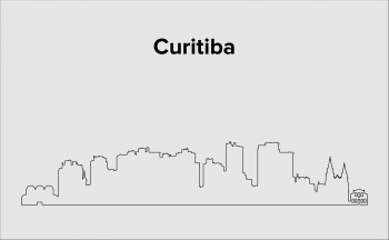 Skyline Curitiba
