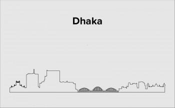 Skyline Dhaka