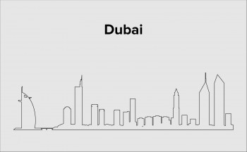 Skyline Dubai Layout 1