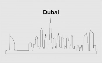 Skyline Dubai Layout 2