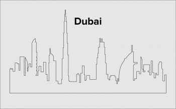 Skyline Dubai Layout 3