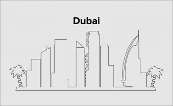 Skyline Dubai Layout 4