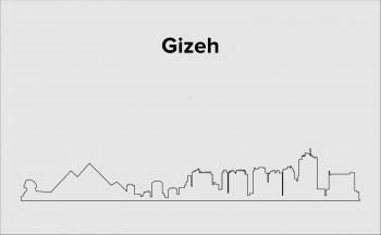 Skyline Gizeh