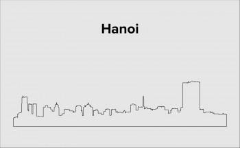 Skyline Hanoi Layout 1