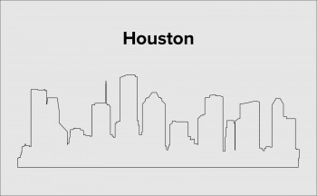 Skyline Houston Layout 3