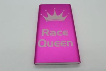 Powerbank 10000 mAh - Race Queen