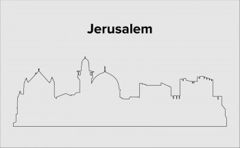 Skyline Jerusalem Layout 1