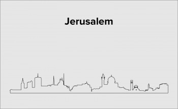 Skyline Jerusalem Layout 2