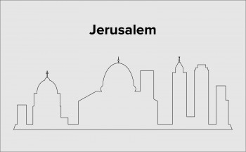 Skyline Jerusalem Layout 3