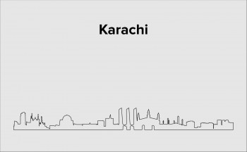 Skyline Karachi Layout 1