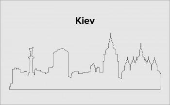 Skyline Kiew Layout 2