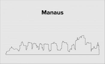 Skyline Manaus