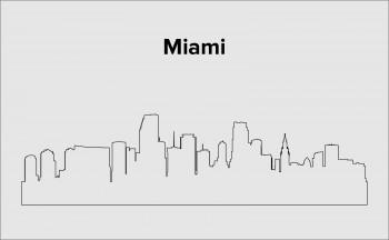 Skyline Miami Layout 2