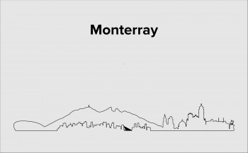 Skyline Monterray