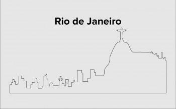 Skyline Rio de Janeiro Layout 1