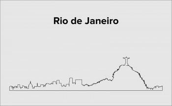 Skyline Rio de Janeiro Layout 2