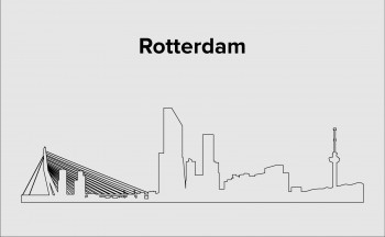 Skyline Rotterdam Layout 1