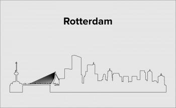 Skyline Rotterdam Layout 2