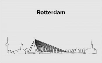 Skyline Rotterdam Layout 3