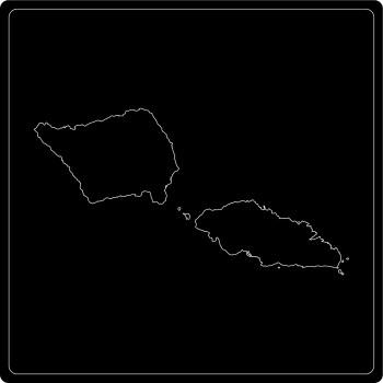 Silhouette Samoa