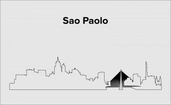 Skyline Sao Paolo Layout 2
