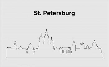 Skyline St. Petersburg Layout 1