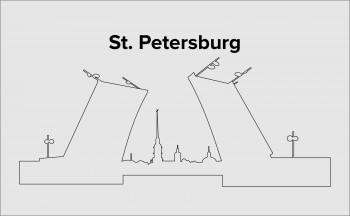Skyline St. Petersburg Layout 2