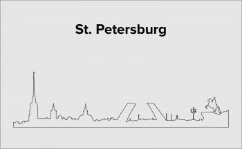 Skyline St. Petersburg Layout 3