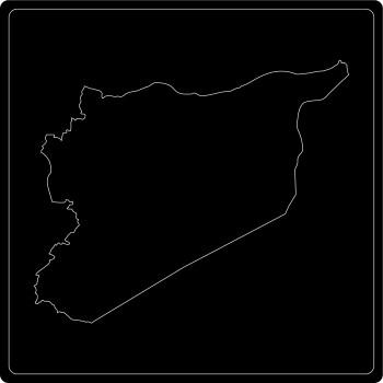 Silhouette Syrien