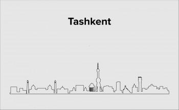Skyline Tashkent