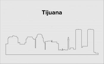 Skyline Tijuana