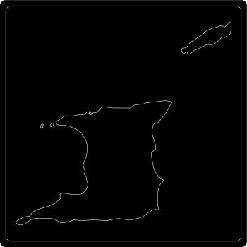 Silhouette Trinidad und Tobago