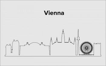 Skyline Wien Layout 4