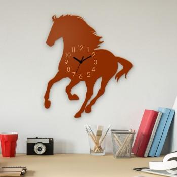 Wanduhr Mustang